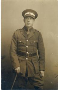 Joseph Taylor Dinnis World War 1