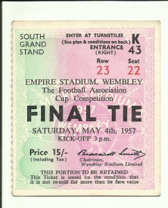 Empire Stadium, Wembley