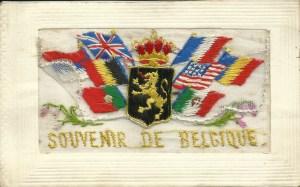 Souvenir de Belgique