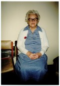 Aunt Rose 01.07.86, 91st birthday 07.11.86