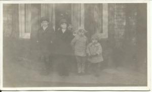Left to right: Jack, Nancy, Gordon & Ron