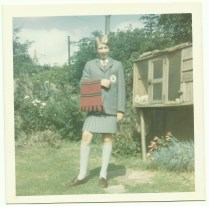 Westlain School uniform, 1969