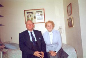 3rd of April 1994. Jack and Nancy