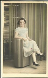 Enid aged 11