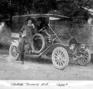 George Dinnis Junior 1925